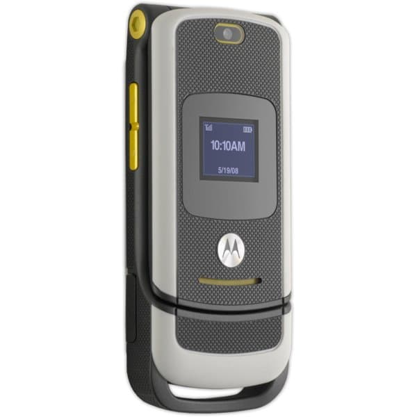 Motorola ACTV Canary Yellow