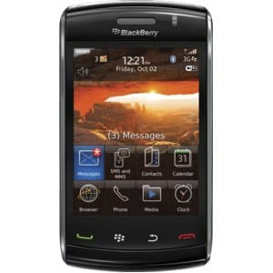 BlackBerry Storm2 9550 Black