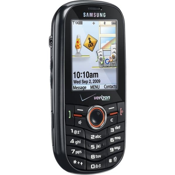 Samsung Intensity u450 Black