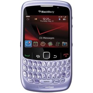 BlackBerry Curve 8530 Violet