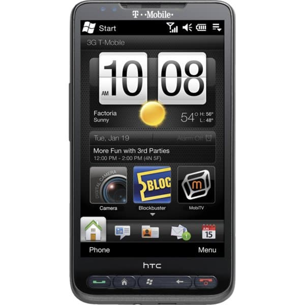 HTC HD2 for T-Mobile