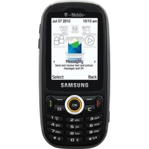 Samsung t369 Column Prepaid Kit Black