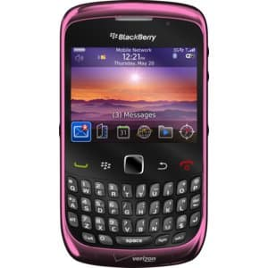 BlackBerry Curve 3G 9330 Fuchsia