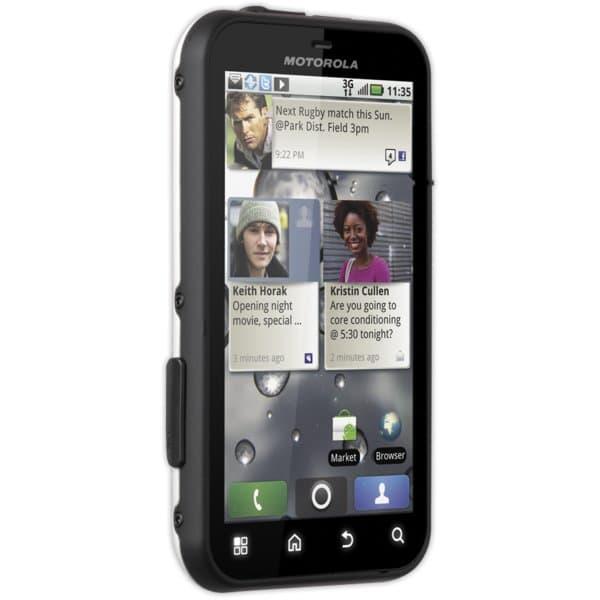 Motorola DEFY with MOTOBLUR Black for T-Mobile