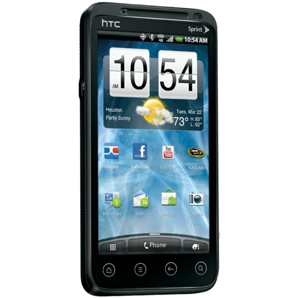 HTC EVO 3D 4G for Sprint