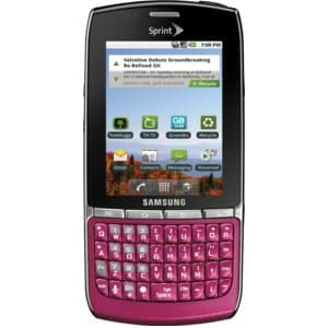 Samsung Replenish Berry