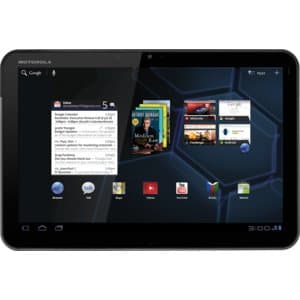 MOTOROLA XOOM with 4G LTE