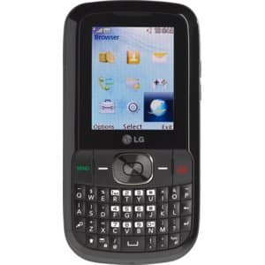 NET10 Prepaid Wireless Phone | LG 500G Cell Phone | Wirefly