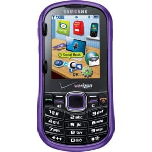 Samsung Intensity II Purple