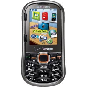 Samsung Intensity II Prepaid