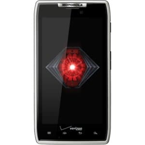 DROID RAZR by MOTOROLA with 32GB White - 4G LTE