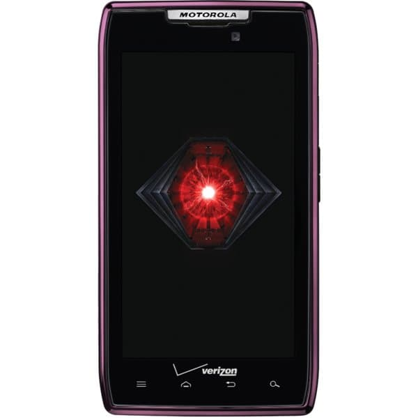 DROID RAZR by MOTOROLA Purple - 4G LTE