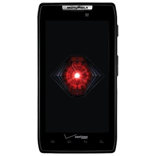 DROID RAZR by MOTOROLA Black for Verizon Wireless