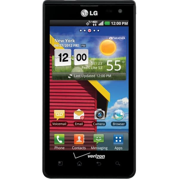 Lucid by LG for Verizon Wireless
