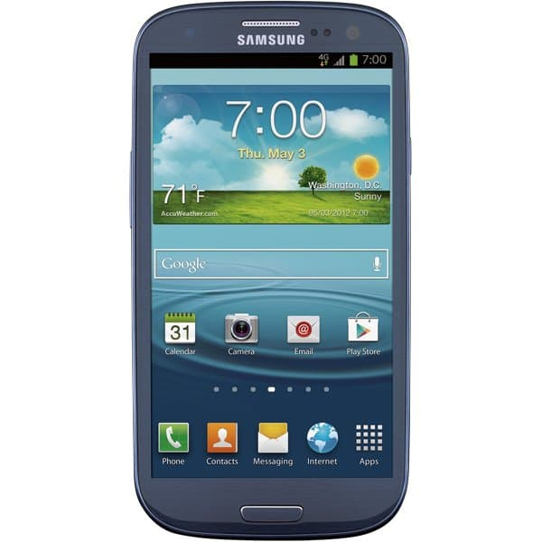 Samsung Galaxy S III with 32GB Blue for Verizon Wireless
