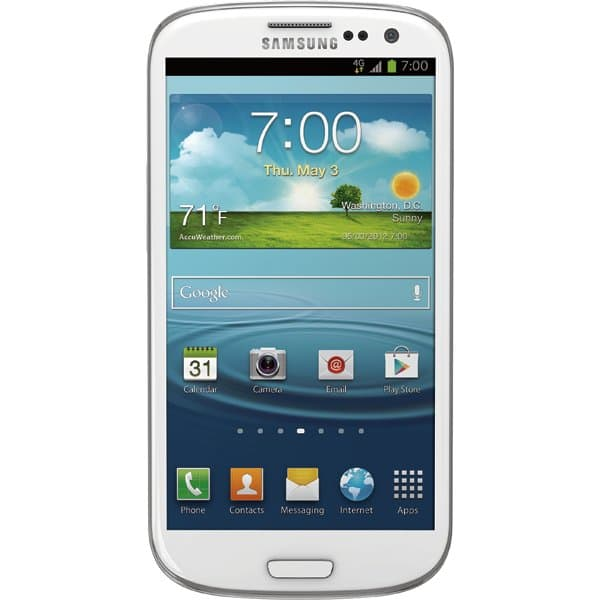 Samsung Galaxy S III White for Sprint