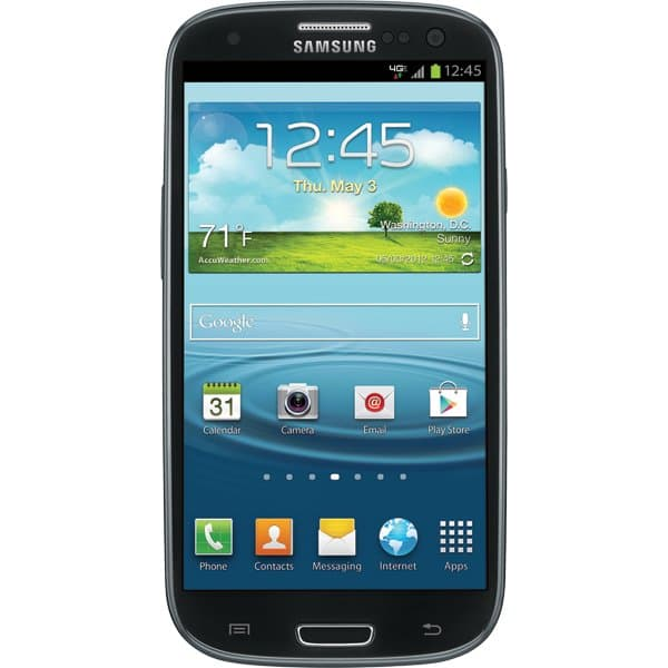 Samsung Galaxy S III with 16GB Black for Verizon Wireless