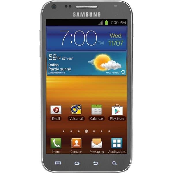 Samsung Galaxy S II Titanium for Sprint