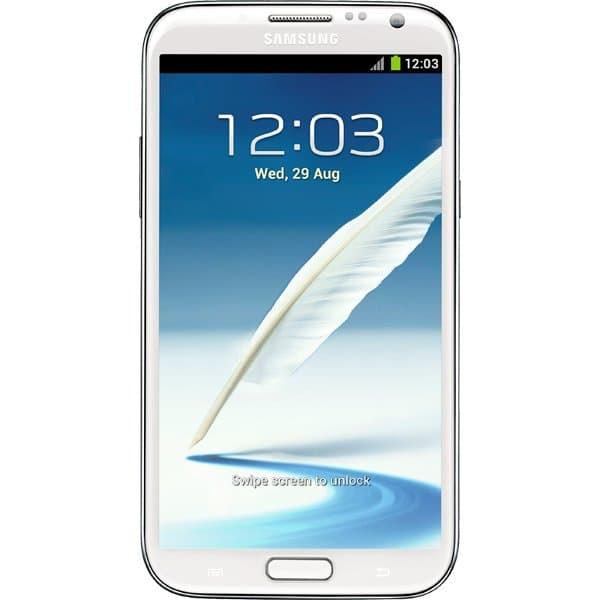 Samsung Galaxy Note II White for Verizon Wireless
