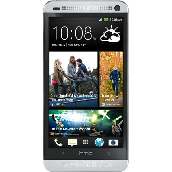 HTC One Glacial Silver for Sprint