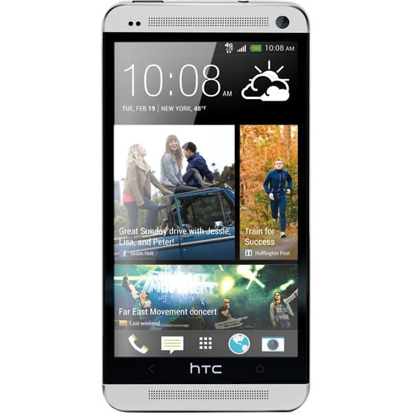 HTC One Glacial Silver for T-Mobile