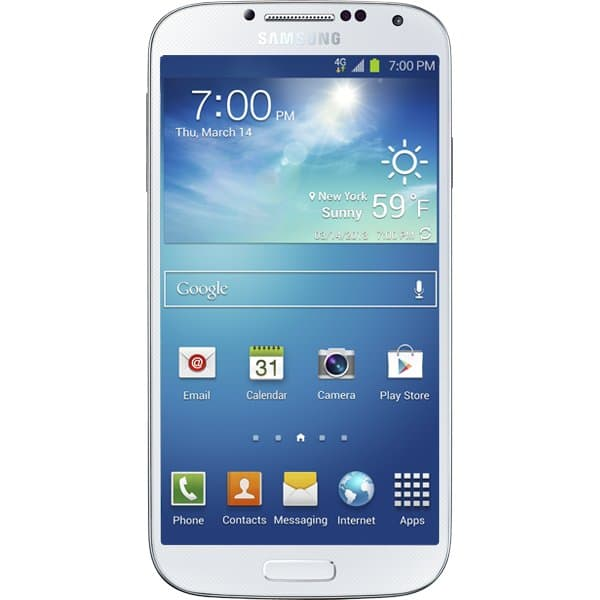 Samsung Galaxy S 4 White Frost for Sprint