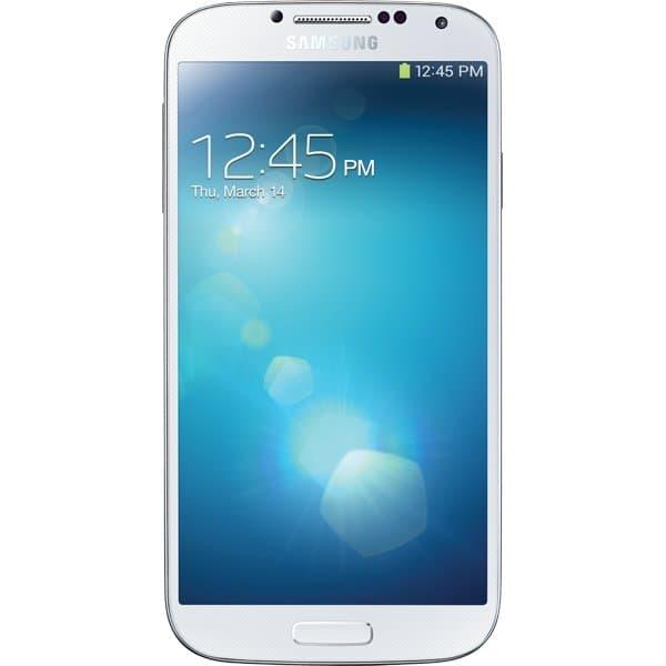 Samsung Galaxy S 4 White Frost 32GB for Verizon Wireless