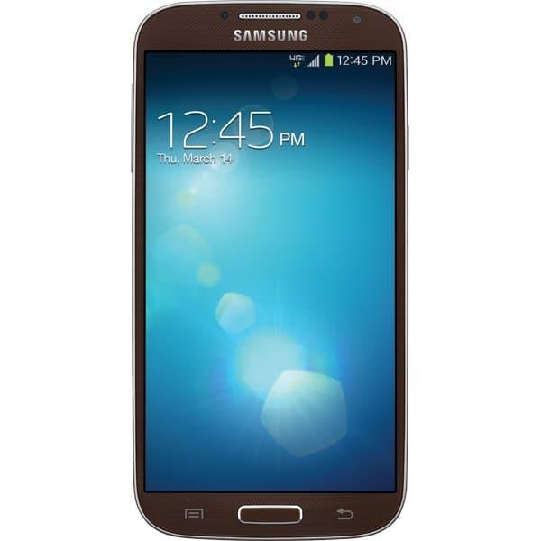 Samsung Galaxy S 4 Autumn Brown for Verizon Wireless