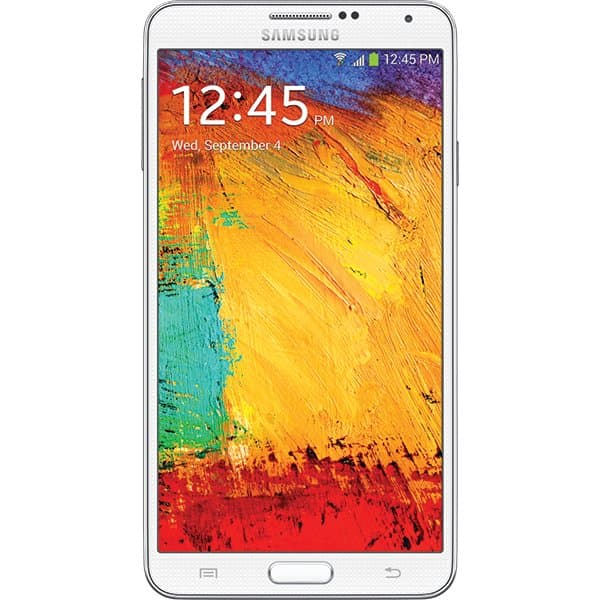 Samsung Galaxy Note 3 White for Sprint