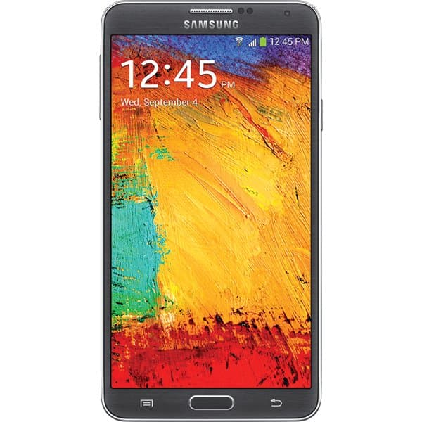 Samsung Galaxy Note 3 Black for T-Mobile