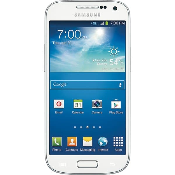 Samsung Galaxy S 4 mini White for Sprint