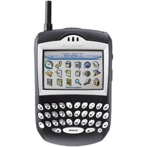 blackberry  nextel