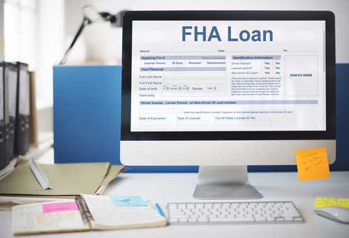 FHA Loans in Crooks, SD