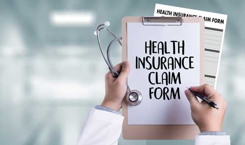 Health insurance premiums in Long Island, VA