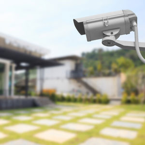 Home Security Cameras in Woodhull, IL