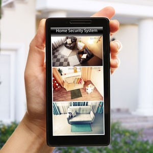 Home Security in Lafferty, OH