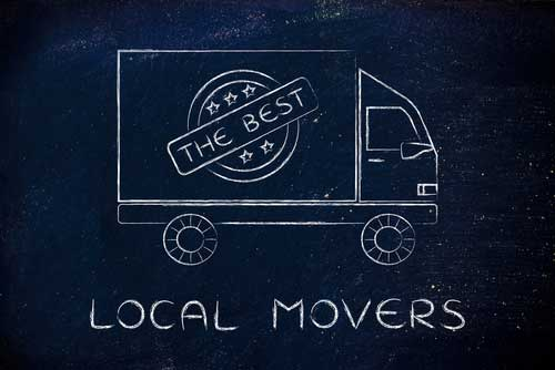 Local Moving Companies in West Union, WV