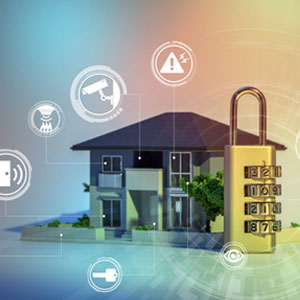 Wireless Home Security in Parksville, SC