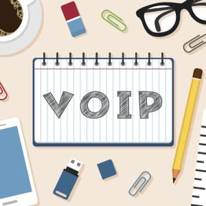 Comparing Business VoIP Providers in Denton, KS