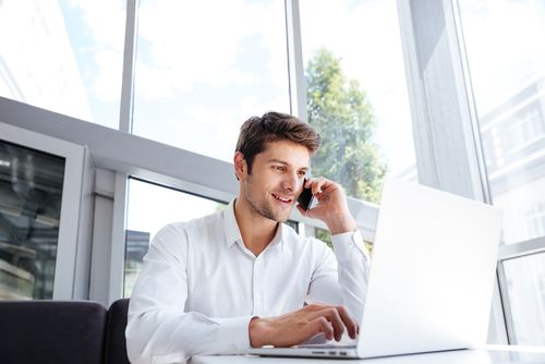 Sprint Internet Service >> Cell Phone Etiquette at Work | Wirefly