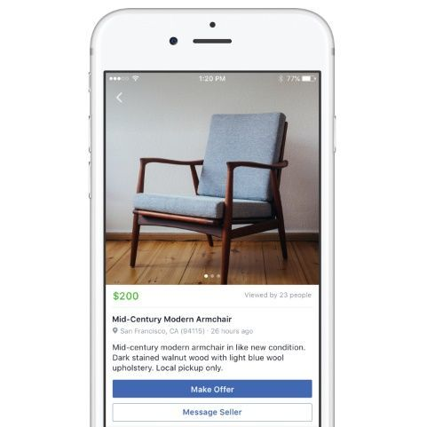 Introducing Marketplace: Facebook's Answer To Craigslist | Wirefly