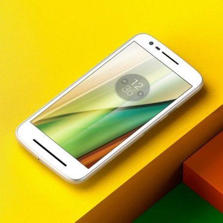 Smartphone Motorola Moto E3-Especificações e configurações