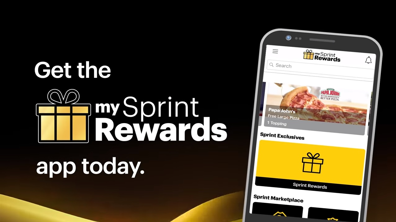 "Sprint Subscribers Now Have ""My Sprint Rewards"" Program 