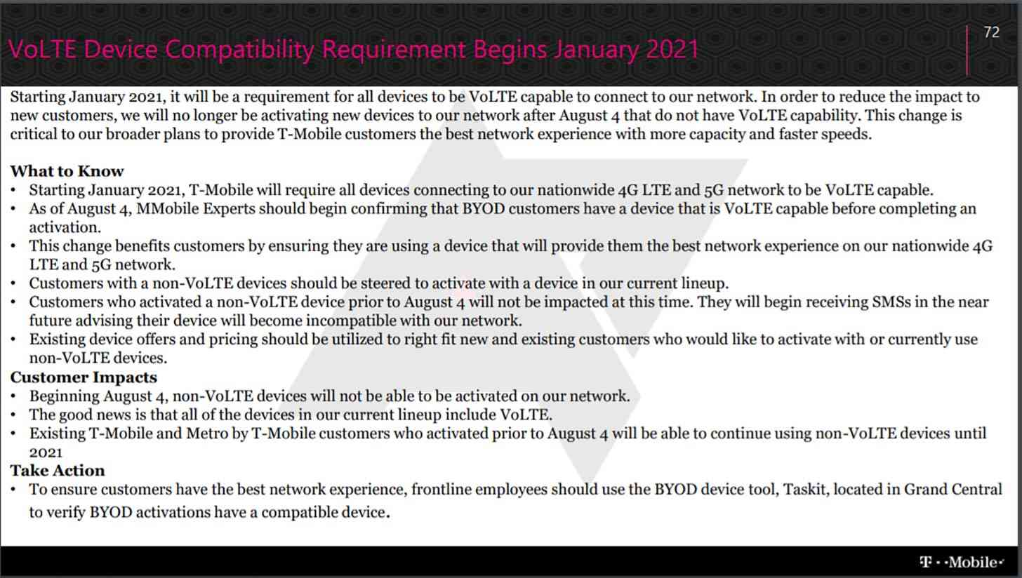 Best Mobile Plans 2021 T Mobile offering $25/month/line 5G plan, ending support for non