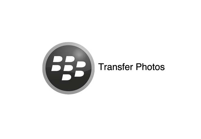 How to Transfer Pictures to and from a BlackBerry on Mac or