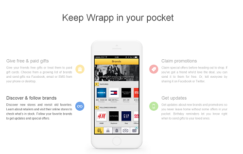 Wrapp Official App