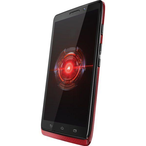 DROID ULTRA Smartphone for Verizon Wireless in Red