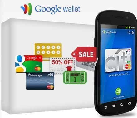 NFC For Smartphones - Google Wallet App