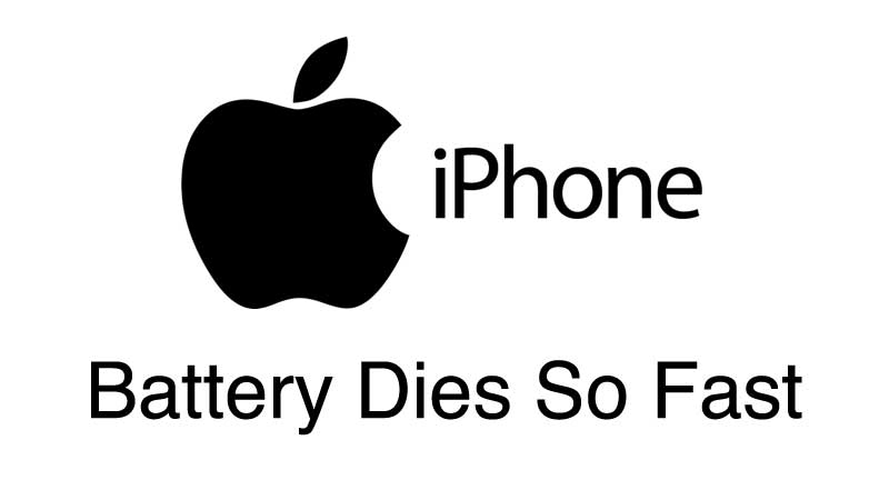 my iphone battery dies fast why iphone battery dies so fast and how to fix it wirefly 2383
