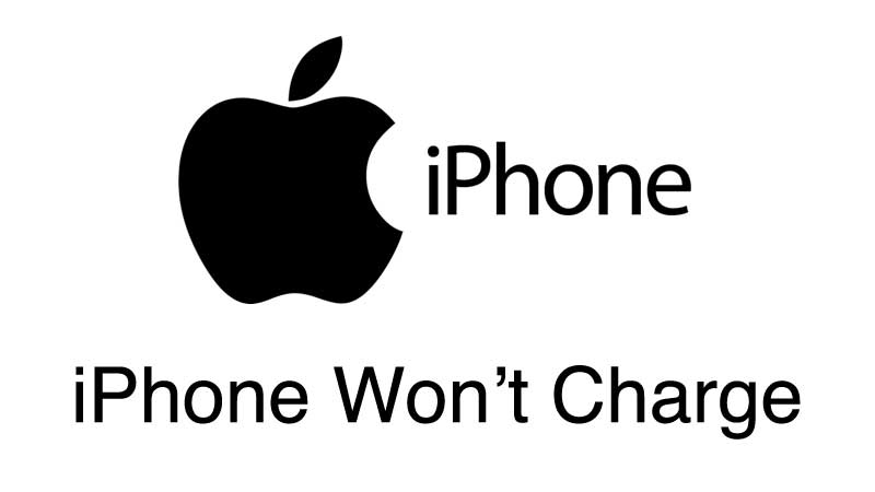 Iphone Wont Charge And How To Fix It Wirefly